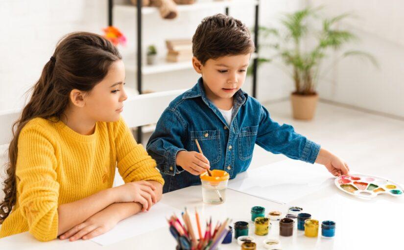 Mangler du de sidste kalendergaver til børnene, så giv dem hobbyartikler