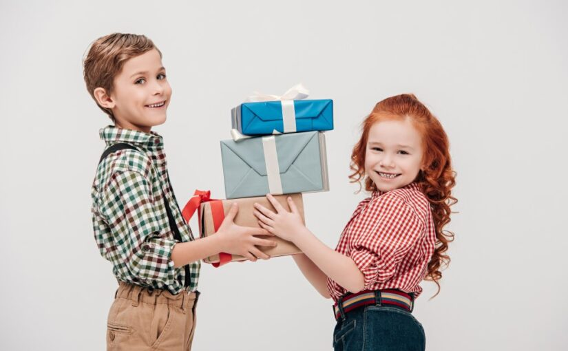 Find nemt din næste gave til et barn